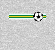 Football Stripes Australia Unisex T-Shirt