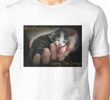 Wee3Beasties: Kitten T-Shirt Unisex T-Shirt