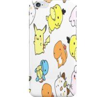 Pokémon ! iPhone Case/Skin