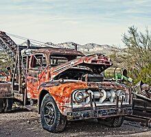 Breakdown Truck by Lee Craig