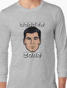 Danger Zone Archer Long Sleeve T-Shirt