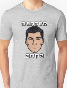 Danger Zone Archer Unisex T-Shirt