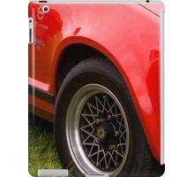 Triumph TR7 3.5 V8 Grinnall  iPad Case/Skin