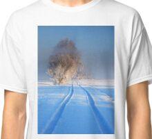 Winter Wonderland - Icy Trees Classic T-Shirt
