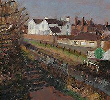 Bridgwater and Taunton Canal #8 by Antony R James