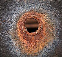bullet hole by mrivserg