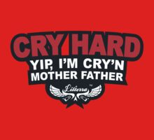 CRY HARD  Kids Clothes