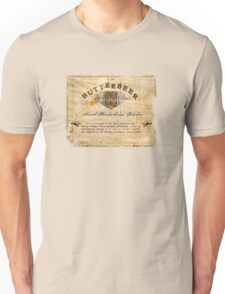 Butterbeer Label, The Three Broomsticks Unisex T-Shirt