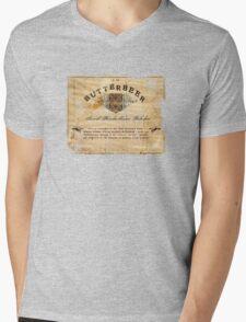 Butterbeer Label, The Three Broomsticks Mens V-Neck T-Shirt