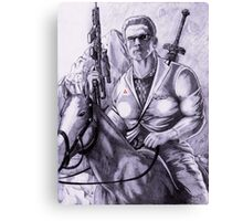 Arnold Canvas Print