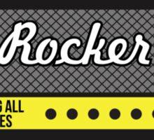 Rocker Pt. 2 Sticker