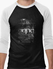 Fenrir Greyback Wanted Poster Men's Baseball ¾ T-Shirt