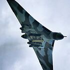 Avro Vulcan XH558  by Martyn Franklin