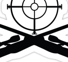 sniper target video game gamer Sticker