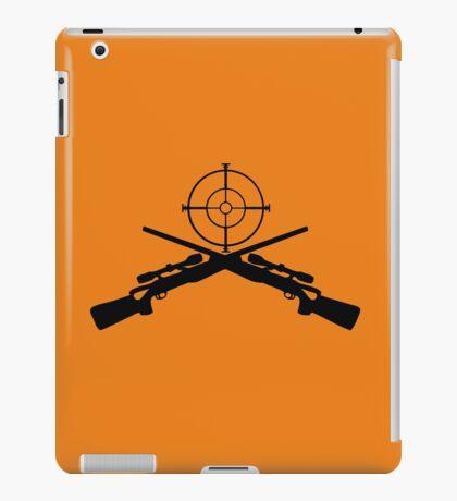 sniper target video game gamer iPad Case/Skin