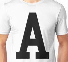 Letterman A Unisex T-Shirt