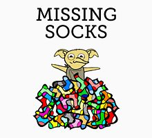 MISSING SOCKS Unisex T-Shirt