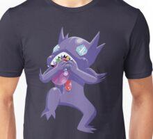 Sableye eating jewels Unisex T-Shirt