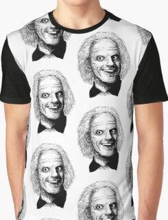 Doc Brown Graphic T-Shirt