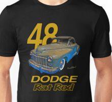 48 Dodge Business Coupe Rat Rod Unisex T-Shirt