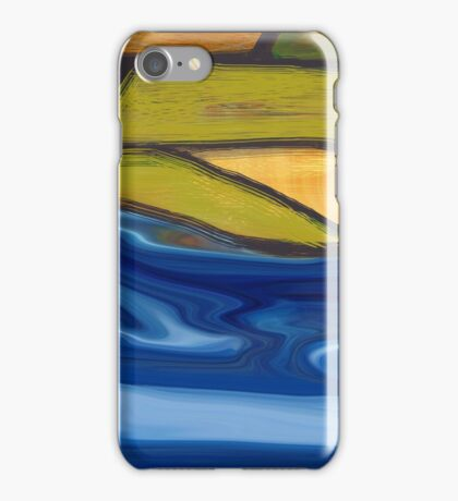 A river runs to it iPhone Case/Skin