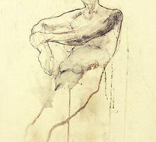 Hommage à Klimt XVII by Ute Rathmann