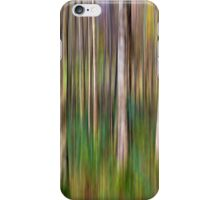 Into the Woods - Digital Art iPhone Case/Skin