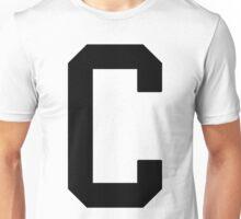 Letterman C Unisex T-Shirt