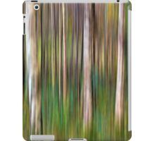 Into the Woods - Digital Art iPad Case/Skin