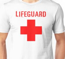 Lifeguard (Red - Classic Variant) T-Shirt Unisex T-Shirt