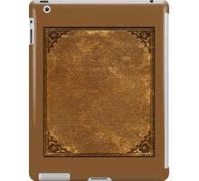 BOOK COVER iPad Case/Skin