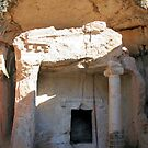 Lycian Tomb Akyaka - 4th Century BC by taiche