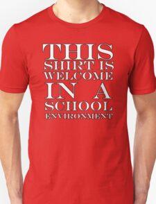School environment T-Shirt