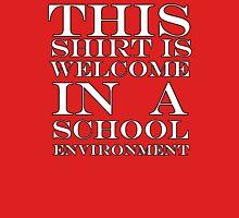 School environment Unisex T-Shirt