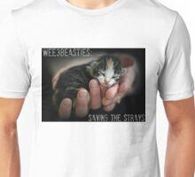 Wee3Beasties: Kitten Stampete Shirt Unisex T-Shirt