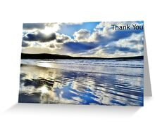 Newport Sands, Pembrokeshire - Thank You Card Greeting Card