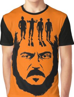 Stanley Kubrick and his droogs! Graphic T-Shirt