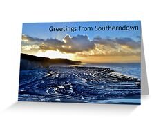 Southerndown - Postcard or Greeting Card Greeting Card
