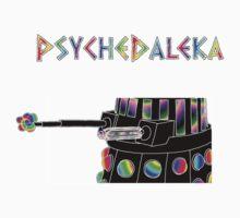 PsycheDaleka Body - Psychedelic Dalek! Kids Clothes