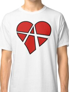 Anarchy Heart Classic T-Shirt