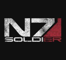 N7 Soldier by Draygin82