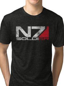 N7 Soldier Tri-blend T-Shirt