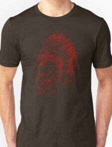 The Master Chief - Red T-Shirt