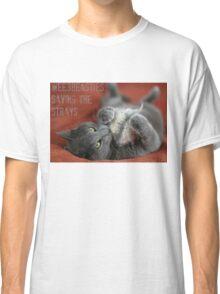 Wee3Beasties: Boris T-shirt Classic T-Shirt
