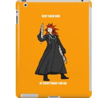 Axel at everything iPad Case/Skin