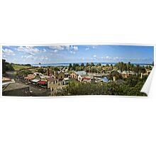 Flagstaff Hill Maritime Village - pan #1 Poster