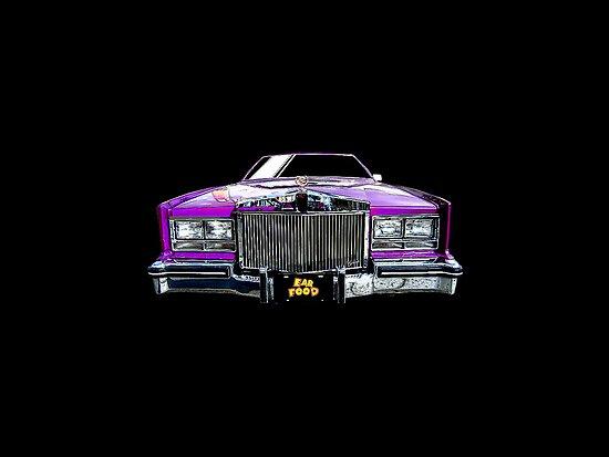 EarFood 'Purple Caddy' Logo by EarFood