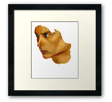 Pensive Frodo Framed Print
