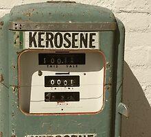 Kerosene Pump 2  by Adam Berardi