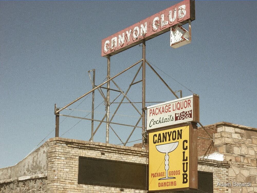 Grand Canyon Liquor  by Adam Berardi